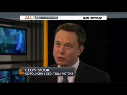 Elon Musk on Cars and Climate part 1