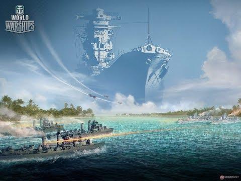 World of Warships Hun:Teljes Gőzzel Előre