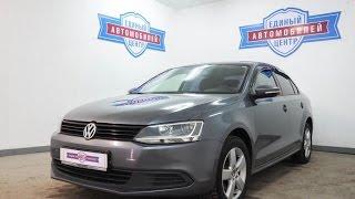 Volkswagen Jetta 2012 1,6 105лс ''Единый Центр Автомобилей''