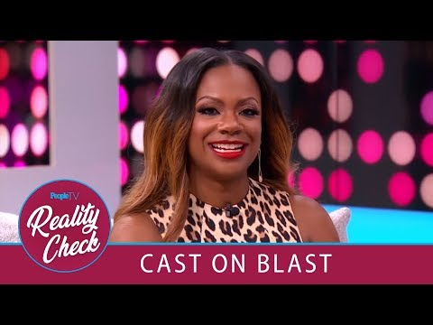 No Thanks: Kandi Burruss Says Co-Stars Aren't Very Keen on Making Amends With Nene Leakes
