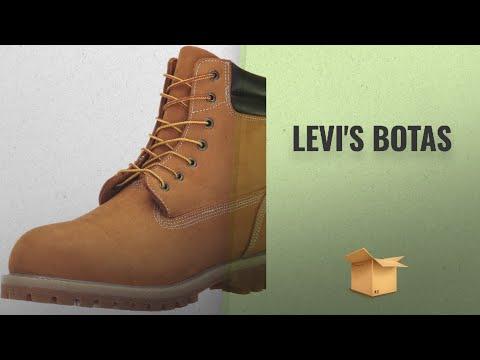 Productos 2018, Los 10 Mejores Levi'S: Levi's Men's Harrison R Engineer Boot