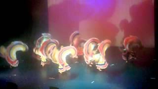 Grupo de danzas Cafam Carnaval de Barranquilla