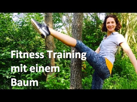 functional training im wald outdoor training bungen leichtf ssige fitness youtube