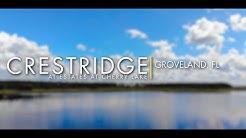 New Homes at Crestridge at Estates at Cherry Lake in Groveland, FL