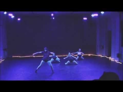 Dreaming With Open Eyes (1234) - Jessica Ford Choreography