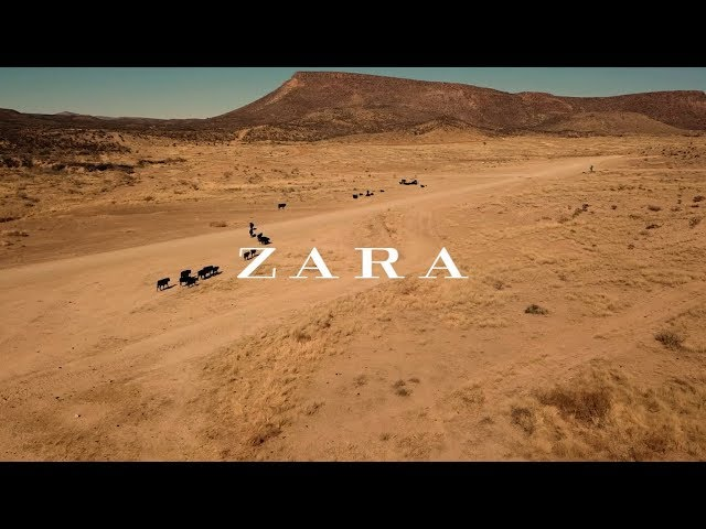 ZARA Woman editorial   Vast lands