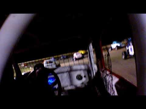 GOTRA @ US 30 Speedway in car camera 8/1/19
