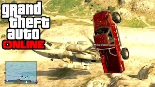 Gta 5 Online Acrobatic Stunt