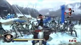 戰國 BASARA 3 宴-「大友宗麟」遊戲影片-PS3-Wii-巴哈姆特GNN