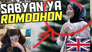 *REACTION* YA ROMDHON - SABYAN (Official Music Video) (Sabyan Ya Romdhon Reaction)