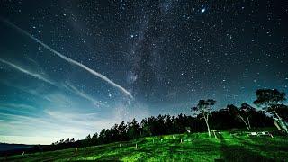 片品ほたか牧場キャンプ場 Landscape 2019 Time Lapse 4K ~標高1,500mのキャンプ場から見る極上の星空~ / Ivan Torrent - Passage To Eden