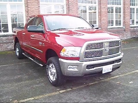 used 2010 dodge ram 2500 5 7l hemi for sale at campbell chrysler in centralia wa youtube. Black Bedroom Furniture Sets. Home Design Ideas