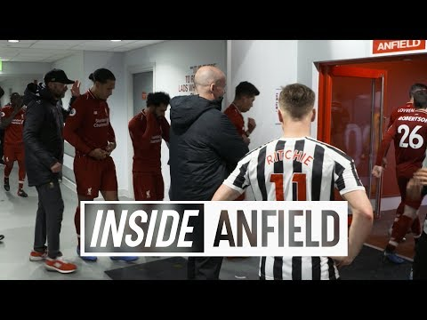 Inside Anfield: Liverpool 4-0 Newcastle | Reds extend lead with Boxing Day win