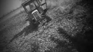 Wyciąganie ciągnika (okiem z kabiny)