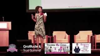 How to Believe in Yourself! Gratitude & Trust Summit with Abiola Abrams
