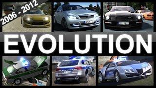 Cobra 11 Reihe - Evolution | 60FPS