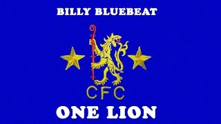 BLUEBEAT, Billy   ONE LION video master #1