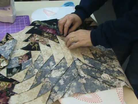 Pineapple Jelly Quilt Top Youtube