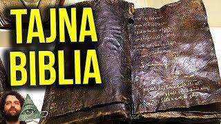 Tajna Biblia Odnaleziona - Egzemplarz Wart 30 MLN zł