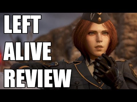 Left Alive Review Forgettable Experience Youtube