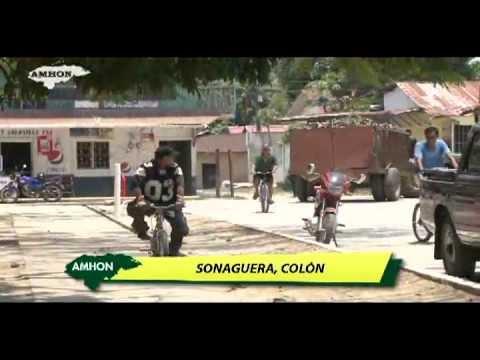 Municipios Bellos de Honduras---SONAGUERA, COLON.
