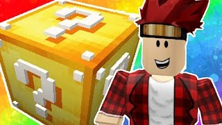 Lucky Blocks | Roblox
