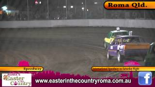 Roma Easter In The Country   Speedway