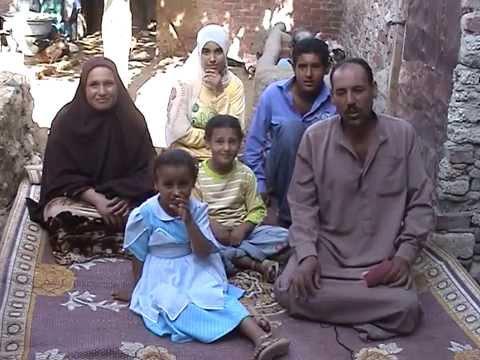 الحلم الكبير - مشروع التنمية الريفية غرب النوبارية - مصر