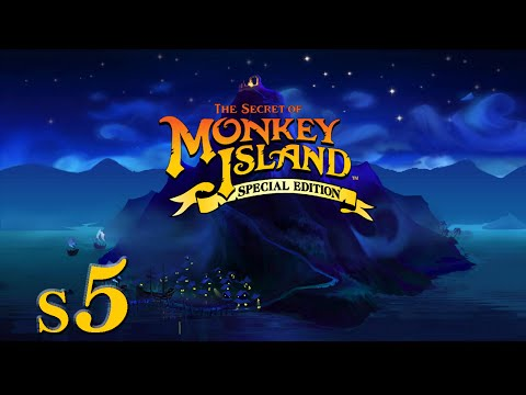 The Secret of Monkey Island S5 - No Animals were Harmed