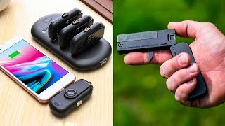THESE 5 UNIQUE GADGETS LEGALLY CARRY IN YOUR POCKET ▶ Folding Gun You Can Buy in Online Store