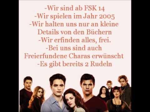 Biss In Die Ewigkeit - Twilight Saga RPG (Rollenspiel)