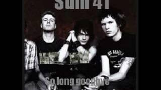 So Long Goodbye - Sum 41