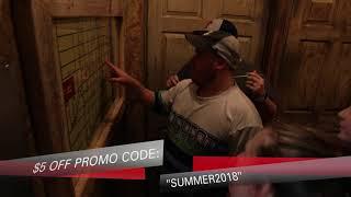 Escape Shreveport Summer Special Promo