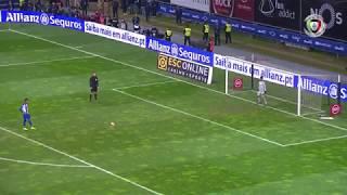 Desempate por penáltis: FC Porto 1-1 Sporting (1-3 g.p.) (Allianz Cup 18/19 Final)