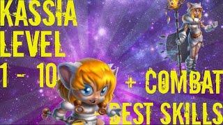 Monster Legends | Kassia | Level 1 to 100 | 72 Hour Challenge