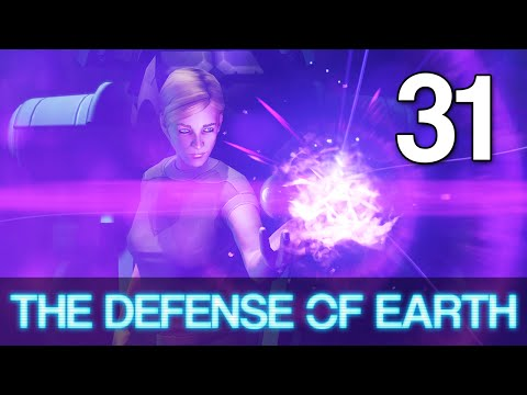 [31] The Defense of Earth (Let's Play XCOM Enemy Within PC w/ GaLm)