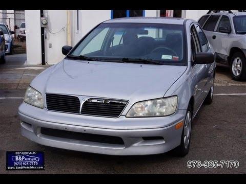 2003 Mitsubishi Lancer ES - YouTube