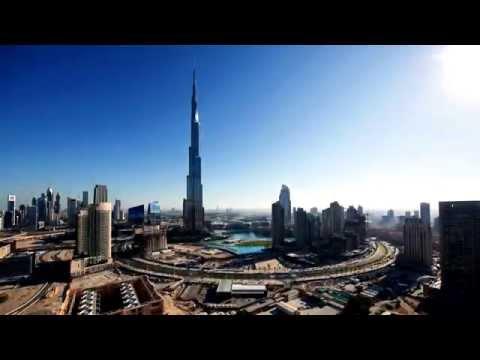 Dubai Timelapse 1080p HD Compilation Vocal Trance Hits Top tkur