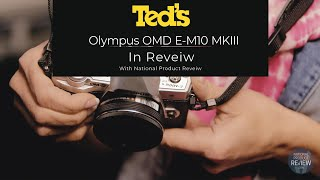 Olympus OMD EM10 Mark III Camera Review
