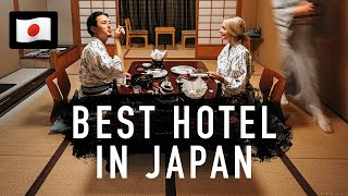 We Found The Best Hotel In Japan! Traditional Ryokan in Miyajima