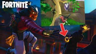 FORTNITE: Hidden Banner of Week 6 Season 8! SECRET banner week 6 season 8