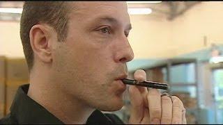 New York City Bans E-cigarettes In Public Places
