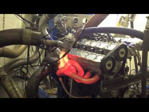 2012 Citroen RallyX Engine by JulianGodfrey