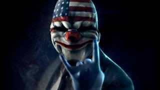 PAYDAY 2 Black Screen