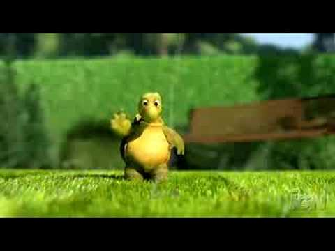 over the hedge movie trailer -teaser # 2 - YouTube