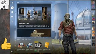 How to run Panorama UI in Nosteam Csgo Warzone, 7Launcher.🔥🔥