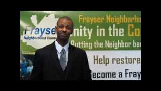 Frayser Community Tv Show hosted by Charlie Caswell Eposide #2
