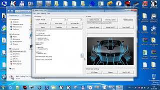 Работа с программой BMW Coding Tool