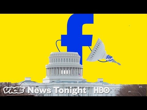 Congress Doesn't Know How To Stop More Facebook Data Breaches, But States Do (HBO)