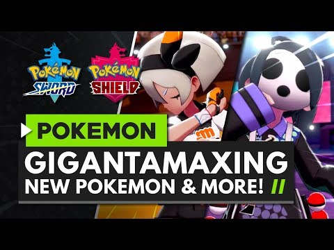 pokemon-sword-&-shield-|-new-pokemon,-gigantamaxing-&-exclusive-gym-leaders!